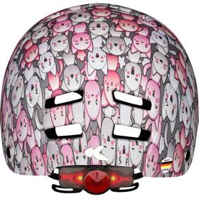 KED Control Cykelhjälm Barn pink/flerfärgad